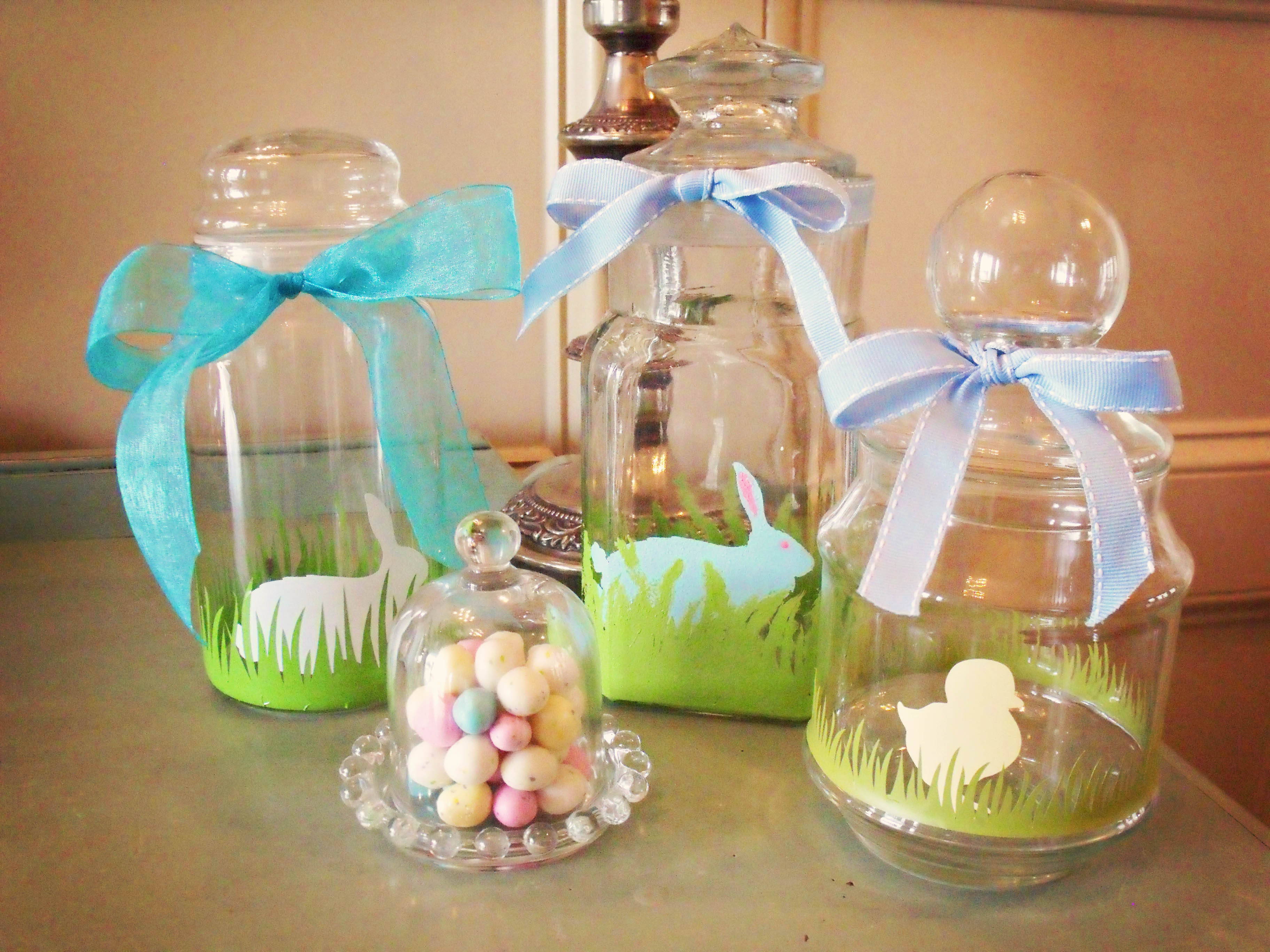 Atta girl amy s homemade easter decor atta girl says Images for easter decorations